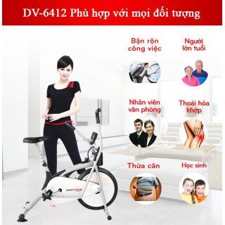 Có nên dùng xe đạp tập thể dục với người thoát vị đĩa đệm